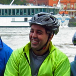 Ben's Danube cycling holiday