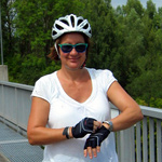 Lizzy cycled the Danube from Passau to Vienna