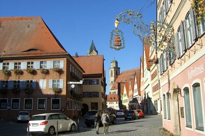 Old town of Dinkelsbühl
